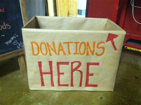 How To Make A Donation Box Out Of Paper - support open source projects this giving season pcworld