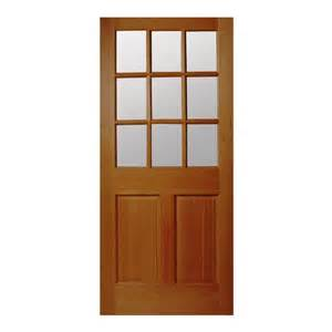 Lowes Exterior Entry Doors Reliabilt 32 36 Inch Hem Fir Wood Entry Door From Lowes Entrance Doors House