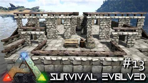 ark boat taming pen ark survival evolved beer war boat 120 tame