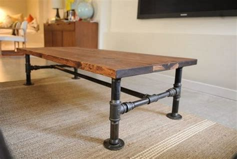 rustic ottoman coffee table rustic industrial coffee table decor ideas tedxumkc