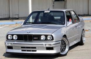 specification bmw e30 m3
