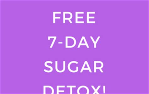 7 Day Sugar Free Detox by Rachelngom Author At Fit With