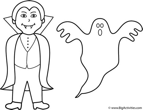 large ghost coloring page happy ghost coloring pages coloring pages