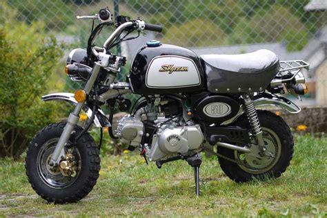 Motorrad 125 Ccm Ratenkauf by Skyteam St 50 8a 50ccm Gorilla Nachbau Skyteam Motorrad