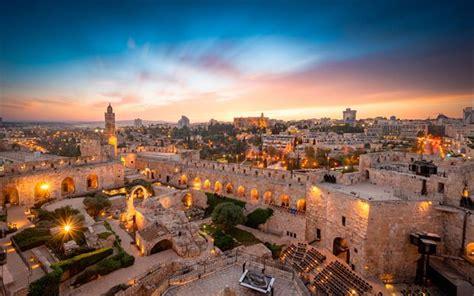 tower  david jerusalem citadel israel
