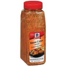 mccormick 174 bayou cajun seasoning 21 oz sam s club