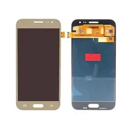 Lcd J2 ecran complet lcd vitre tactile samsung galaxy j2 or