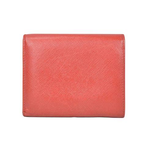 Tas Prada Saffiano 208 second prada saffiano wallet the fifth collection