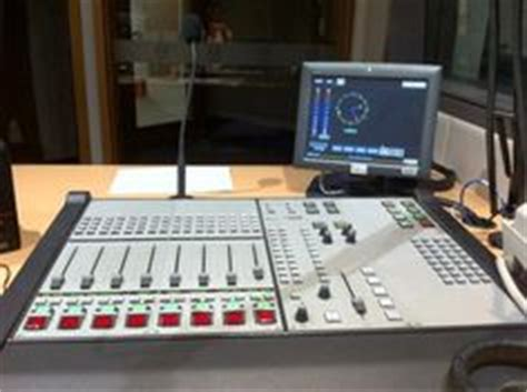 Radio Studio Desk by 1000 Images About Radio Broadcasting Equipment On