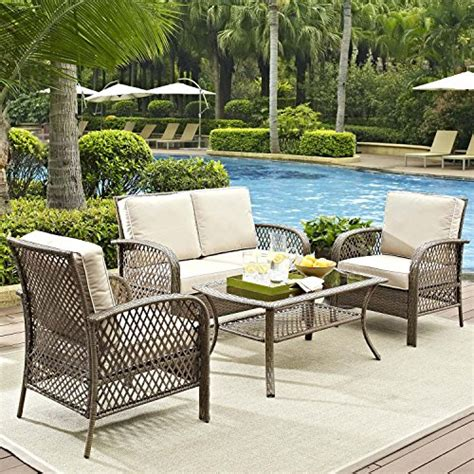 patio furniture seating groups best patio seating out of top 20 2018