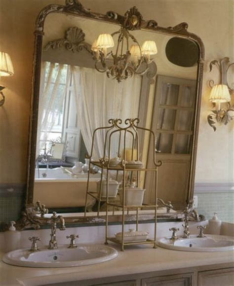 french bathroom mirror new 18th century french decorating ideas rediscovering