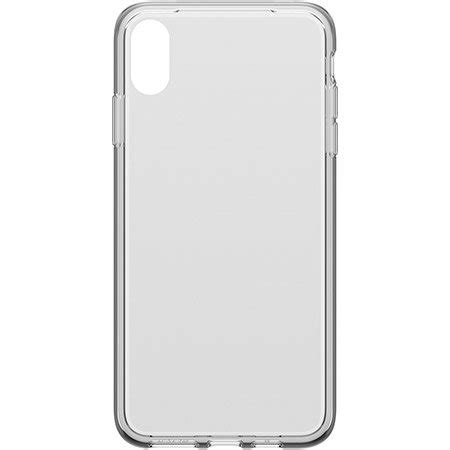 otterbox  protected skin iphone xr case clear