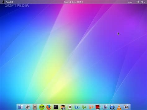 apricity themes gnome pear os has just been brought to life based on ubuntu 14