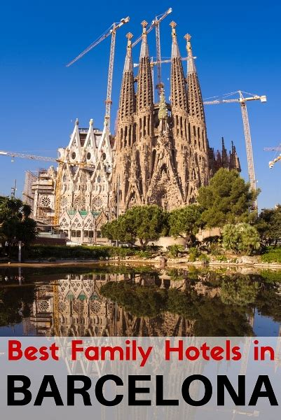 best accommodation in barcelona best family hotels in barcelona family travel