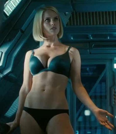 alice eve strips for captain kirk news media images