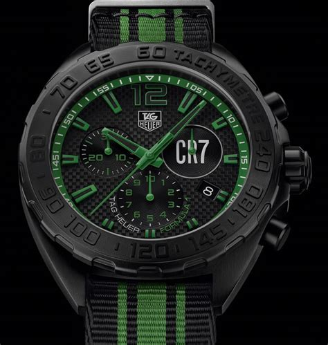 Tangan Tag Heuer Cr7 Chronograph tag heuer formula 1 chronograph cr7 timepiece limited edition luxervind