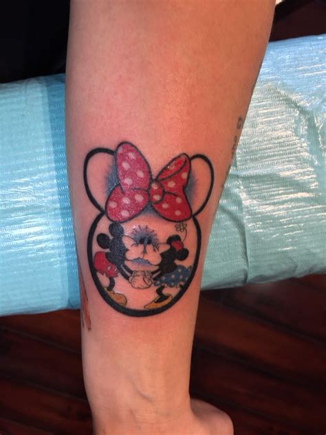 minnie tattoo designs 17 best ideas about mickey mouse tattoos on