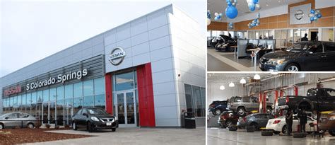 nissan dealerships colorado nissan dealership near fort carson army base
