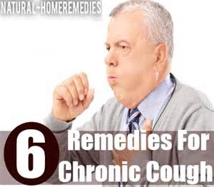 6 effective home remedies for chronic cough natural