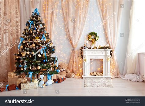 classic new year background merry new year background classic stock photo