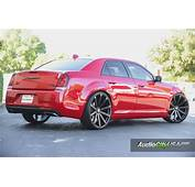 Chrysler 300 Custom Wheels Velocity VW 12 24x95 ET
