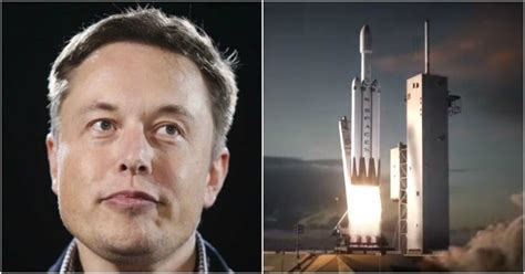 elon musk falcon heavy spacex to launch the falcon heavy tonight and it s got a