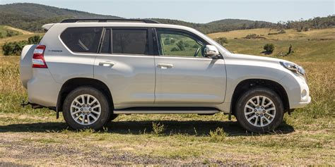 Toyota Prado 2016 Toyota Landcruiser Prado Vx Term Report Three