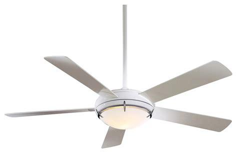Minka Aire Como Ceiling Fan by Minka Aire F603 Wh Como 54 Inch White Ceiling Fan