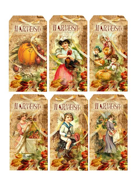 printable vintage thanksgiving cards paula s palace of altared art free thanksgiving printables
