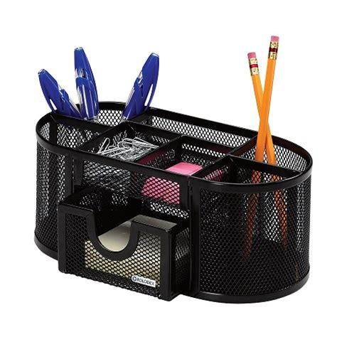 pen organizer for desk cubicle organization cubedecorzone