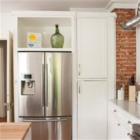space above refrigerator ideas search kitchen