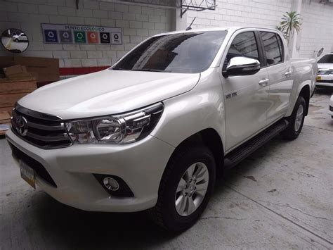 toyota hilux 4x4 doble cabina toyota hilux doble cabina at 2800 turbo diesel 4x4 a 241 o