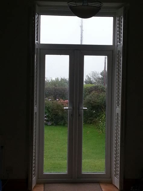 Patio Doors Wales Shutters In Anglesey Shutters Blinds Made To Measure