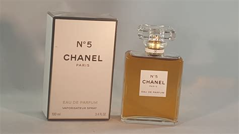 chanel no 5 3 4 oz eau de parfum spray fragrances