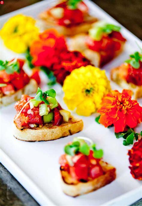 cuisine bite sized appetizers exquisite weddings