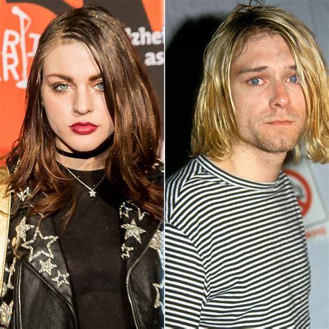 Frances Bean Bonding Time by Kurt Cobain Frances Bean Writes Birthday Message Tribute