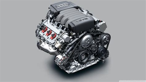 Motor Audi by Download Audi V6 Fsi Engine Wallpaper 1920x1080