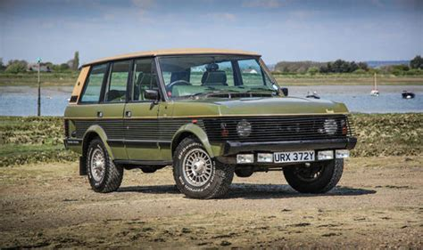 average price of a land rover range rover harrods edition expected to fetch 163 30 000 at