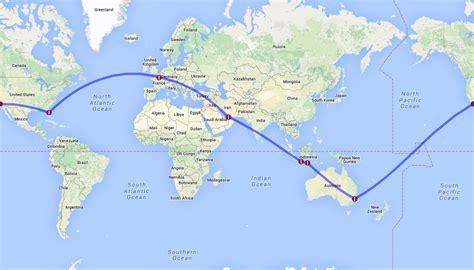 booking an around the world rtw ticket travel babbo