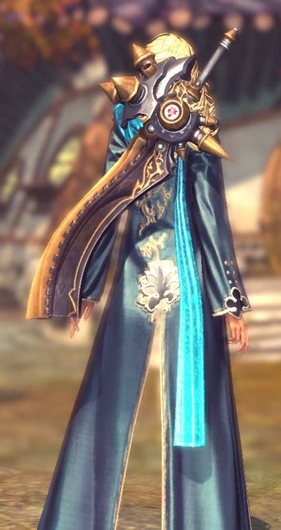 heavy metal sword blade and soul heavy metal sword bns fashion