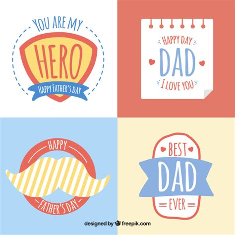 sticker day free lovely s day stickers vector free