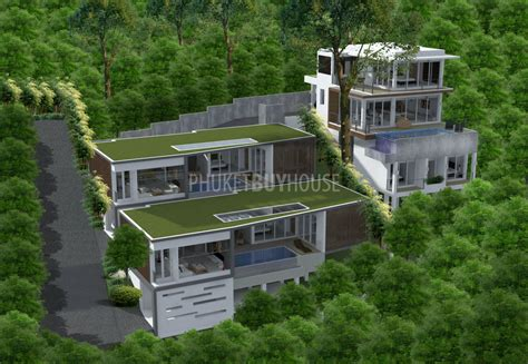 KAM4155: Detached Villa nestled in the lush green hills of