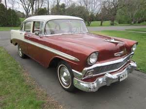 1956 Chevrolet Belair For Sale 1956 Chevrolet Bel Air For Sale On Classiccars 72