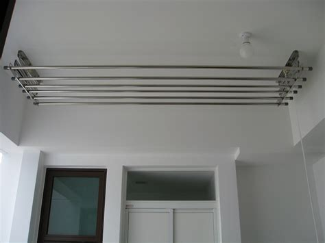 Ceiling Mounted Drying Rack - ceiling mounted clothes drying rack singapore www