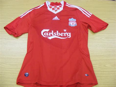 Secondhand Jersey Liverpool Second Retro Liverpool Jersey Malaysia Sports Shop