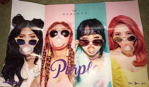 Mamamoo Purple Mint mamamoo purple mint vs purple k pop amino