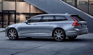 Volvo Wagon New 2017 Volvo V90 Wagon Arrives Classier More High Tech
