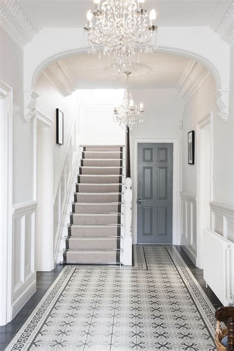 1000 ideas about edwardian hallway on there s a timeless quality to this hallway for future