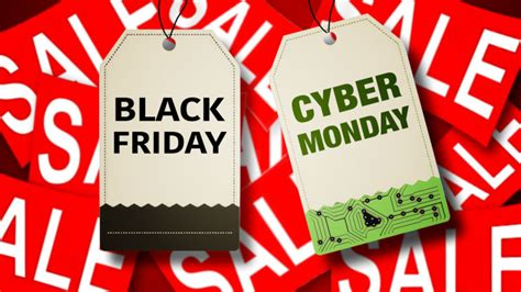 cyber monday everything you need to about black friday and cyber