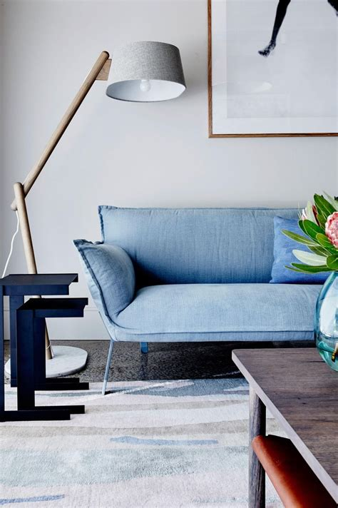 pastel blue sofa the 25 best light blue couches ideas on pinterest aztec